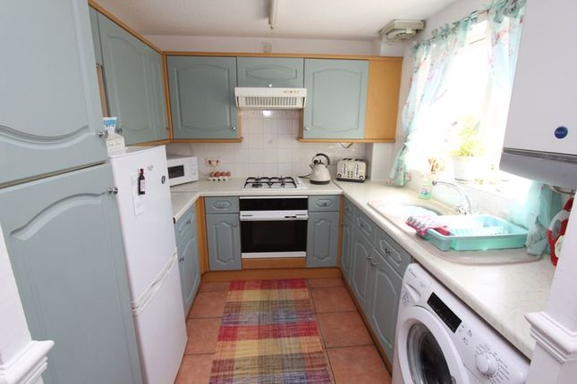 Kitchen of The Wheate Close, Rhoose, Barry CF62
