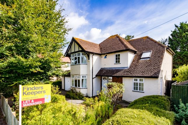 Thumbnail Flat to rent in Ash Grove, Headington, Oxford