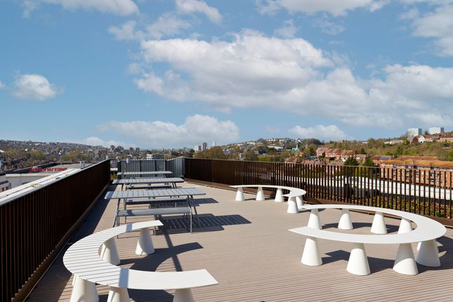 Thumbnail Studio to rent in Pelham Terrace, Brighton