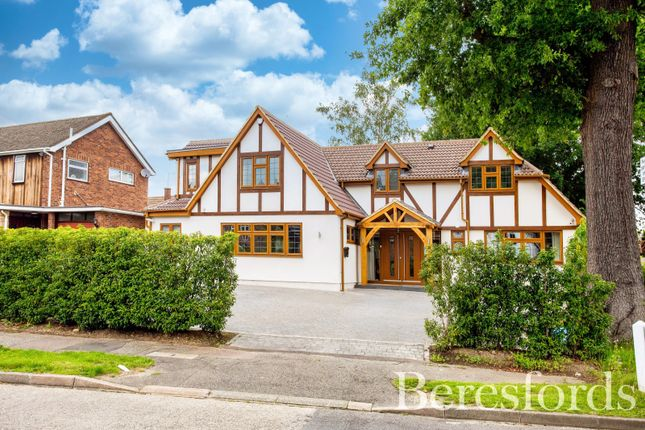 Thumbnail Detached house for sale in Spurgate, Hutton, Brentwood, Essex