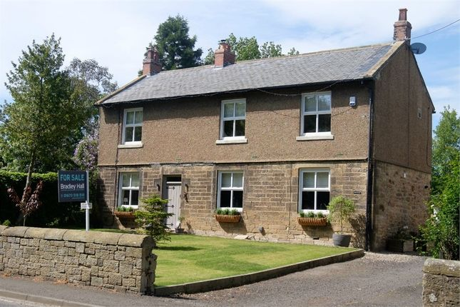 Thumbnail Detached house for sale in Ulgham, Morpeth, Northumberland