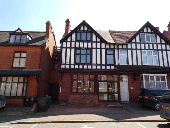 Thumbnail Terraced house for sale in College Road, Moseley, Birmingham, West Midlands