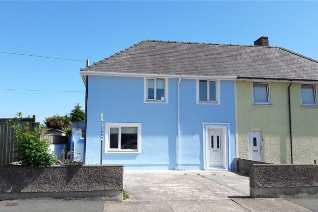 Semi-detached house for sale in Golden Hill Road, Pembroke, Pembrokeshire