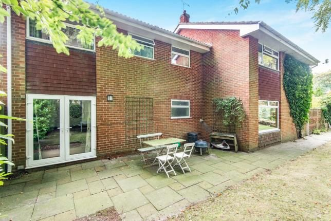 Thumbnail Detached house for sale in Orient Drive, Winchester