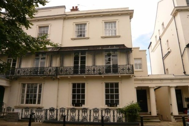 Thumbnail Town house to rent in Clarendon Square, Leamington Spa