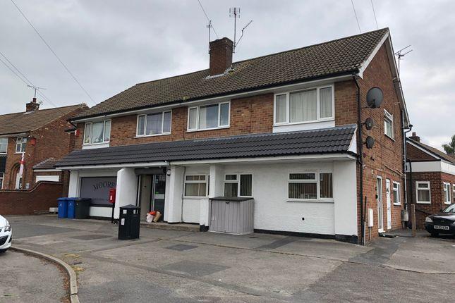 Thumbnail Block of flats for sale in Chapel Lane, Spondon, Derby