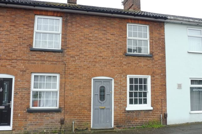 Thumbnail Terraced house for sale in Old Road, Leighton Buzzard