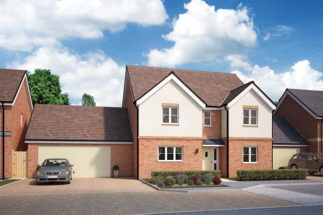 Thumbnail Detached house for sale in Ermin Street, Blunsdon, Swindon