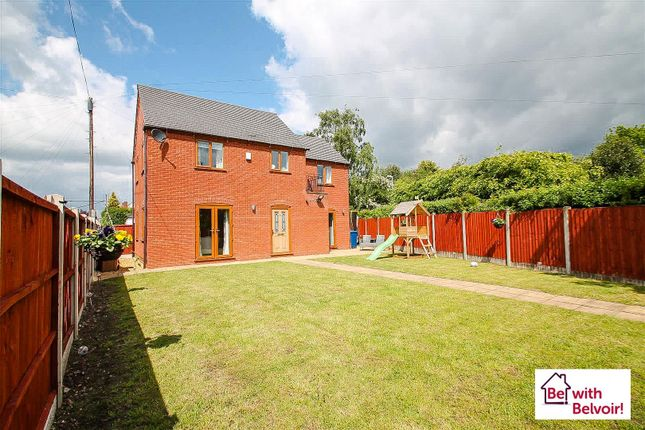 Thumbnail Detached house for sale in Princess Street, Chase Terrace, Burntwood