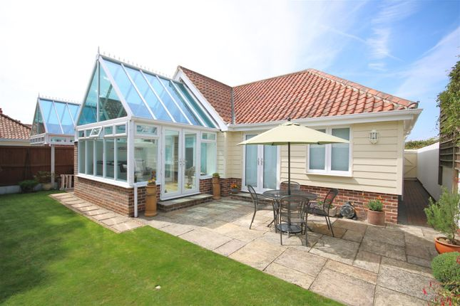 Thumbnail Detached bungalow for sale in Frinton Road, Kirby Cross, Frinton-On-Sea