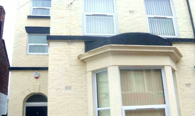 Thumbnail Shared accommodation to rent in Newstead Road, Liverpool