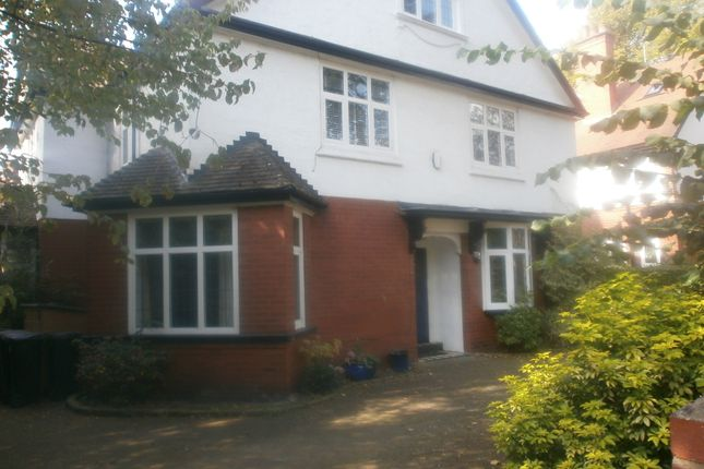 Thumbnail Detached house to rent in Peel Moat Road, Heaton Moor, Stockport