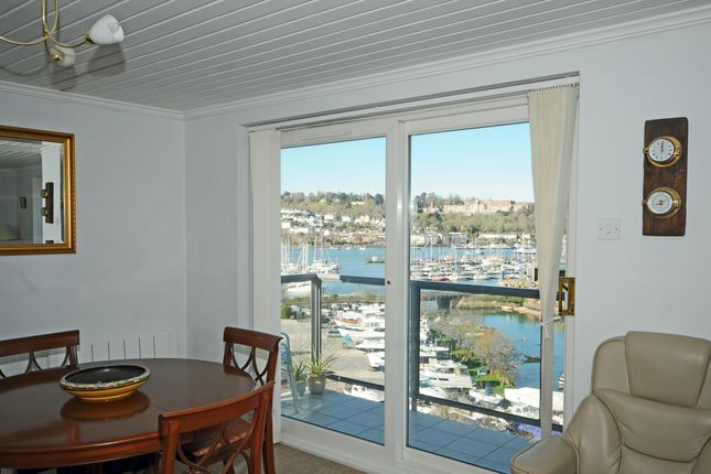 Thumbnail Maisonette for sale in Lower Contour Road, Kingswear, Dartmouth