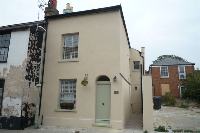 Thumbnail End terrace house to rent in Little Charles Street, Herne Bay, Kent