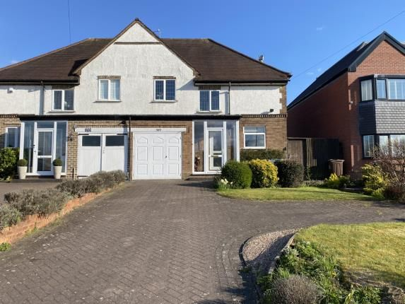 3 bed semi-detached house for sale in Sutton Road, Walsall, . WS5