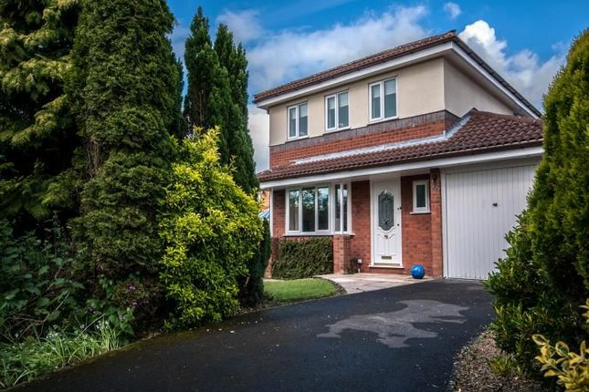 Thumbnail Detached house to rent in Lindale Road, Longridge, Preston