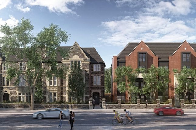 3 bed property for sale in 8 Llys Sofia At Cathedral Gardens, Cathedral Road, Pontcanna, Cardiff CF11