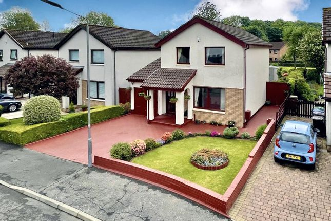 Thumbnail Property for sale in Broomlands Crescent, Erskine