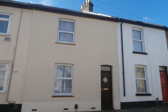 Thumbnail Property to rent in Saunders Street, Gillingham