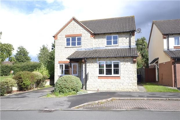 Thumbnail Detached house to rent in The Cornfields, Bishops Cleeve