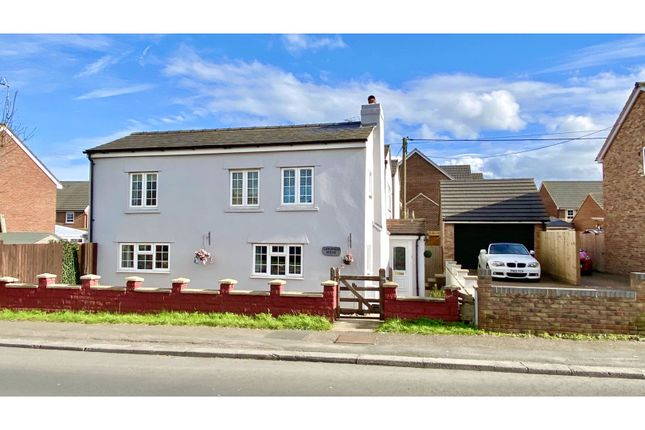 Thumbnail Detached house for sale in Bristol Road, Hardwicke, Gloucester
