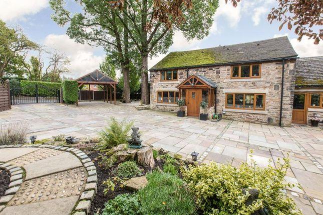 Thumbnail Detached house for sale in Sharps Barn, Back Lane, Appley Bridge