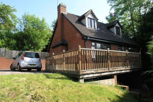 Thumbnail Detached house for sale in High Haden Road, Cradley Heath