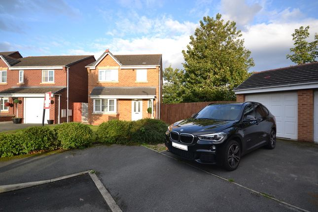 3 bed detached house for sale in Papillon Drive, Fazakerly, Liverpool