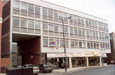 Cussins House of Cussins House, 22-28 Wood Street, Doncaster, South Yorkshire DN1