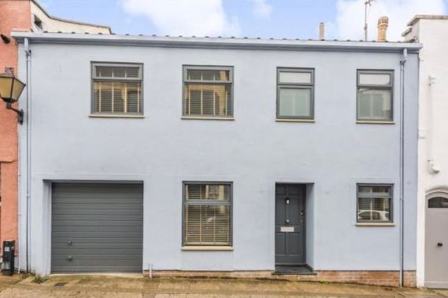 Thumbnail Terraced house to rent in Princess Victoria Street, Bristol