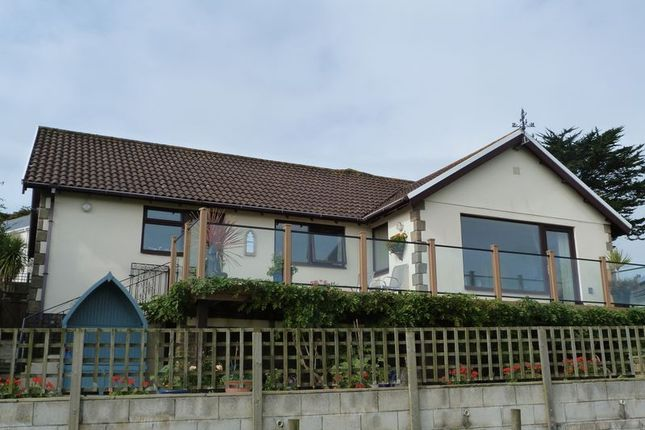 Thumbnail Detached bungalow for sale in Claremont Falls, Killigarth, Looe