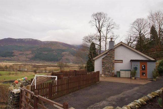 Thumbnail Detached bungalow for sale in Jenkin Hill, Thornthwaite, Keswick, Cumbria