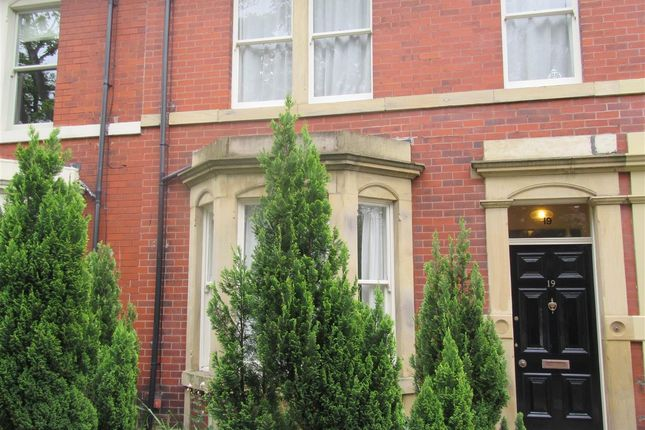 Thumbnail Terraced house to rent in Albury Road, Jesmond, Newcastle Upon Tyne