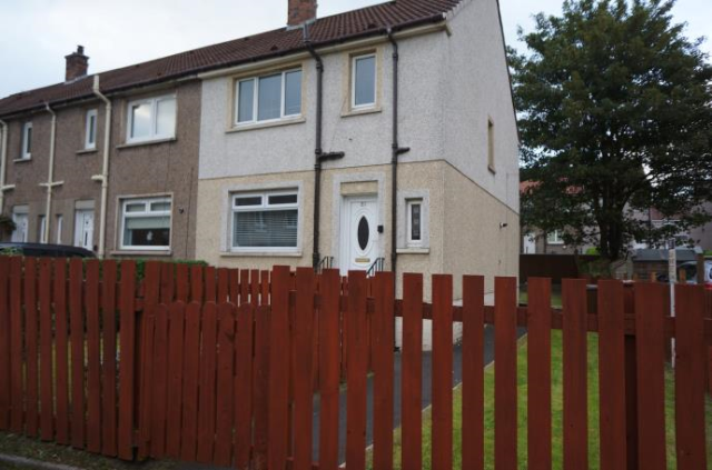 Thumbnail End terrace house to rent in 21 Lilybank Avenue, Airdrie