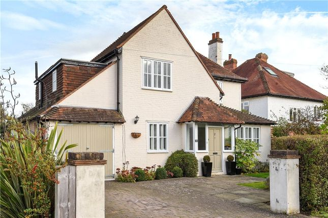 Thumbnail Detached house for sale in Belle Vue Road, Henley-On-Thames