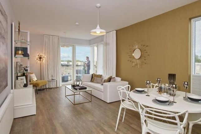 Thumbnail Flat for sale in Long Road, Cambridge