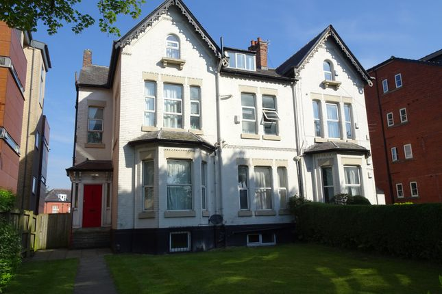 Thumbnail Semi-detached house to rent in Wilmslow Road, Manchester
