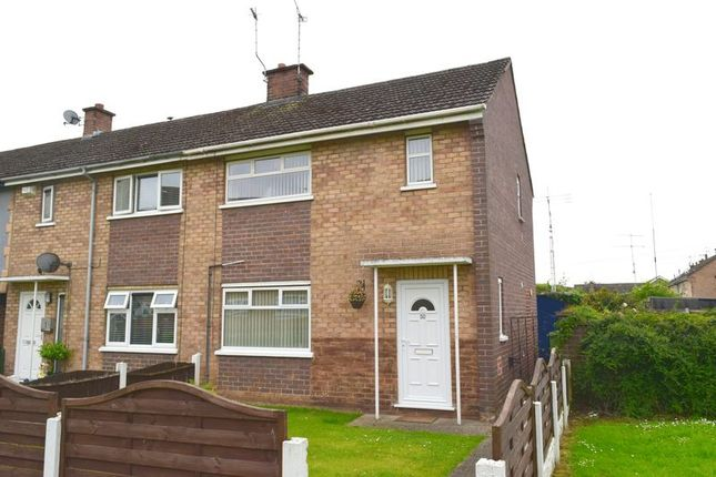 3 bed terraced house to rent in Nevin Road, Blacon, Chester CH1