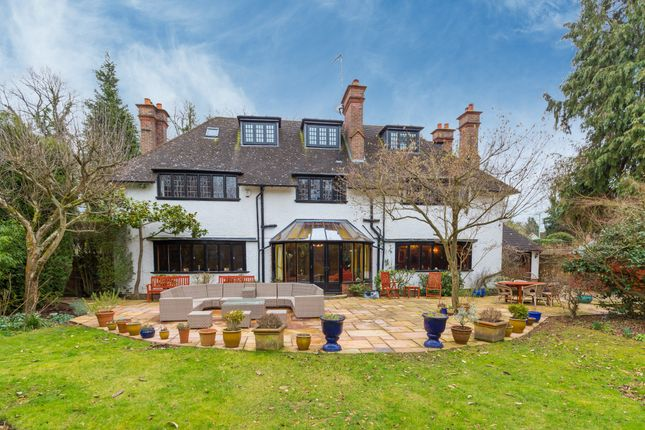 Thumbnail Detached house for sale in Nascot Wood Road, Watford