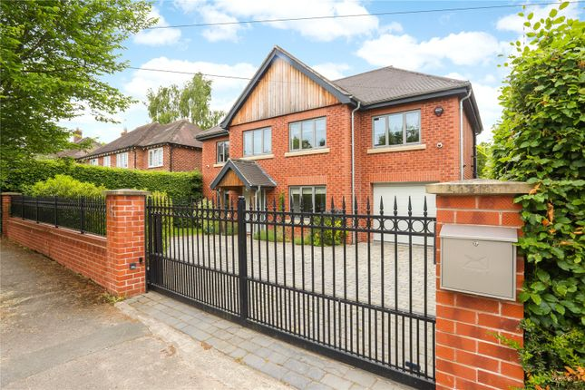 Thumbnail Detached house for sale in Vale Road, Wilmslow, Cheshire
