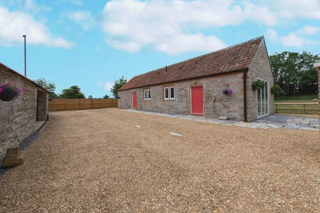 Thumbnail Barn conversion for sale in Fosse Way, Ilchester