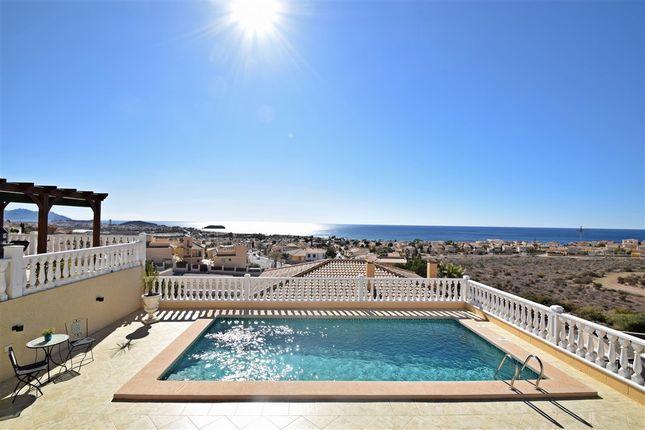 3 bed villa for sale in Bolnuevo, Mazarrón, Murcia, Spain