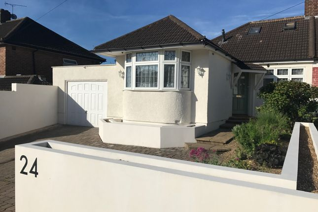 Thumbnail Semi-detached house for sale in Harefield Road, Sidcup
