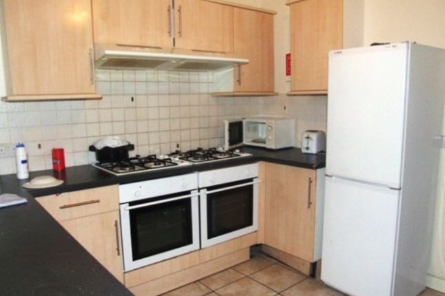 Thumbnail End terrace house to rent in Brithdir Street, Cathays, South Glamorgan CF244LG