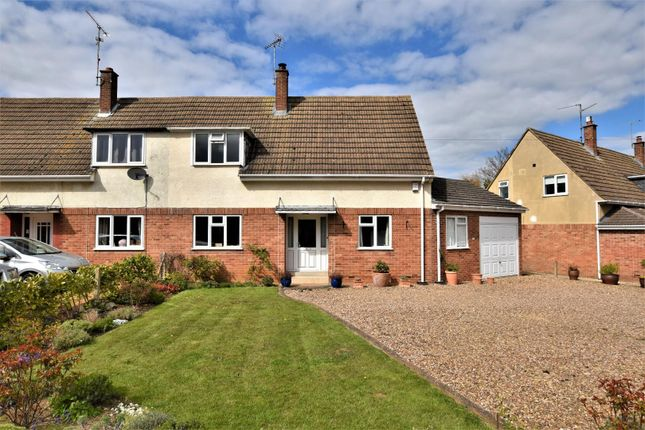 3 bed semi-detached house for sale in Waverley Gardens, Stamford PE9