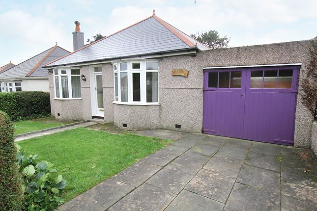 Thumbnail Detached bungalow to rent in Third Avenue, Billacombe, Plymouth