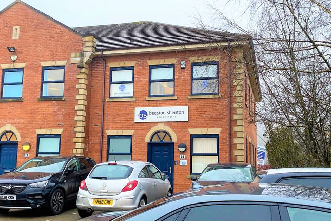 Thumbnail Office to let in Unit 14, Mallard Court, Crewe, Cheshire