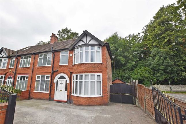 Thumbnail Semi-detached house for sale in Kingsway Road, Didsbury, Manchester