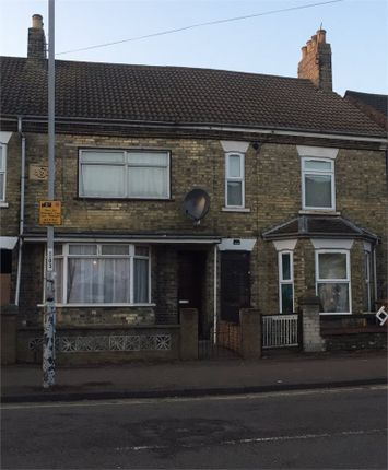 Thumbnail Terraced house to rent in Peterborough