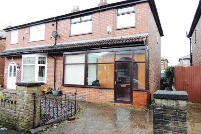 3 bed semi-detached house for sale in Ruskin Road, Droylsden, Manchester